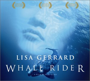 Lisa Gerrard - Whale Rider CD (album) cover