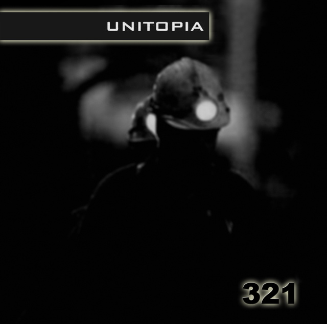 Unitopia - 321 CD (album) cover