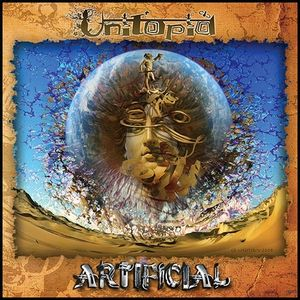 Unitopia - Artificial CD (album) cover