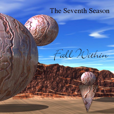 Seventh Season - Fall Within CD (album) cover