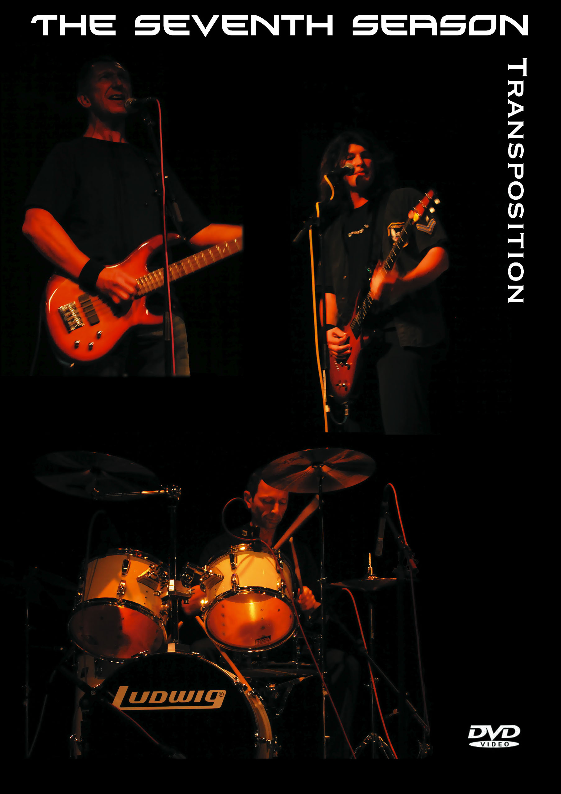 Seventh Season - Transposition DVD (album) cover