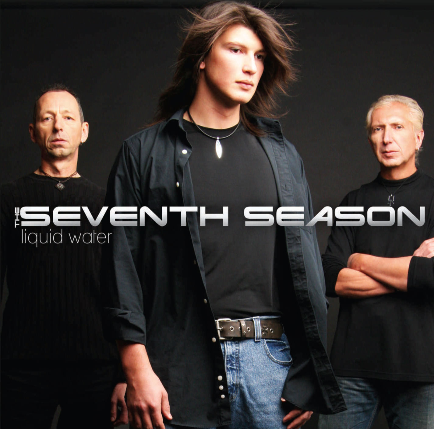 Seventh Season - Liquid Water CD (album) cover