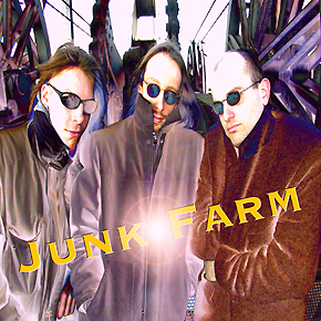 Junk Farm - Junk Farm CD (album) cover