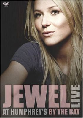 Jewel - Live At Humphrey's By The Bay DVD (album) cover