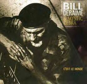 Bill Deraime C'est Le Monde CD album cover