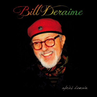 BILL DERAIME - Après Demain CD album cover