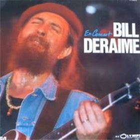 BILL DERAIME - En Public à L'olympia CD album cover