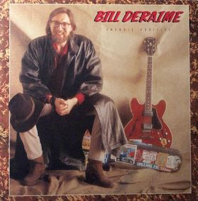 BILL DERAIME - Énergie Positive CD album cover