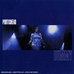 Portishead - Dummy CD (album) cover