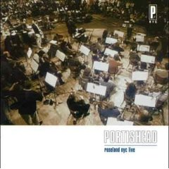 Portishead - Roseland NYC Live CD (album) cover