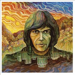 Neil Young - Neil Young CD (album) cover