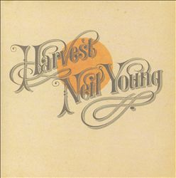 Neil Young - Harvest CD (album) cover