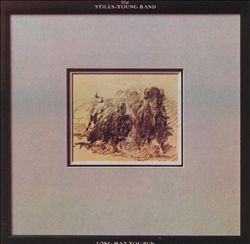 Neil Young - Long May You Run (with Stephen Stills) CD (album) cover