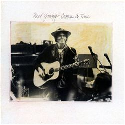Neil Young - Comes A Time CD (album) cover