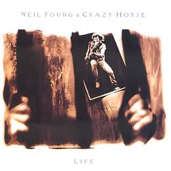 Neil Young - Life CD (album) cover