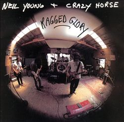 Neil Young - Ragged Glory CD (album) cover
