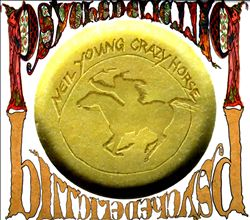 Neil Young - Psychedelic Pill CD (album) cover