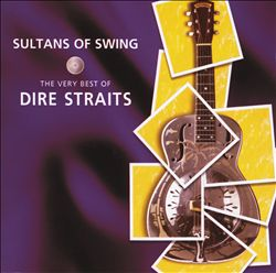 Mark Knopfler - Sultans Of Swing: Live The Royal Albert Hall, London CD (album) cover
