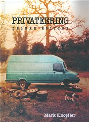 Mark Knopfler - Privateering CD (album) cover