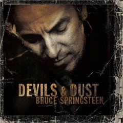 Bruce Springsteen - Devils And Dust CD (album) cover