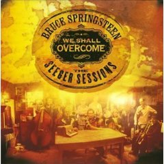 BRUCE SPRINGSTEEN - We Shall Overcome CD album cover