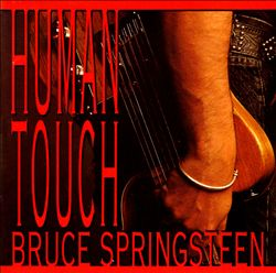 Bruce Springsteen - Human Touch CD (album) cover