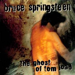BRUCE SPRINGSTEEN - The Ghost Of Tom Joad CD album cover