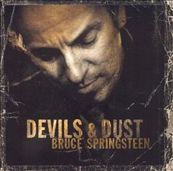 Bruce Springsteen - Devils & Dust CD (album) cover
