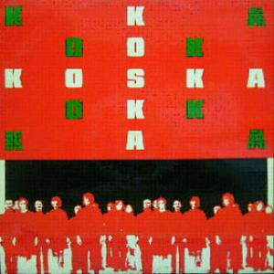 Koska - Koska CD (album) cover