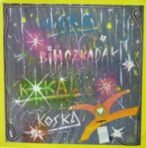 Koska - Bihozkadak CD (album) cover