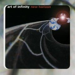 Art Of Infinity - New Horizon CD (album) cover