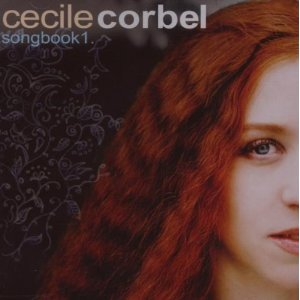 Cecile Corbel - Songbook Vol.1 CD (album) cover