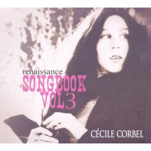 Cecile Corbel - Songbook Vol. 3 CD (album) cover