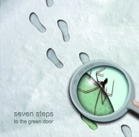 Seven Steps To The Green Door - Step In 2 My World  CD (album) cover