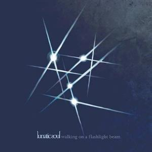Lunatic Soul - Walking On A Flashlight Beam CD (album) cover