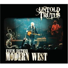 KEVIN COSTNER AND MODERN WEST - Untold Truths CD album cover