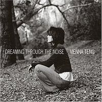 Vienna Teng - Dreaming Through The Noise CD (album) cover