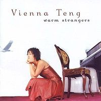 Vienna Teng - Warm Strangers CD (album) cover