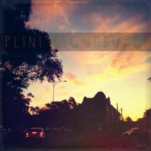 Plini - Cloudburst CD (album) cover