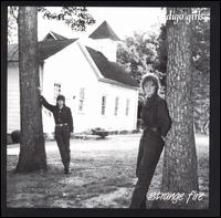 Indigo Girls - Strange Fire CD (album) cover