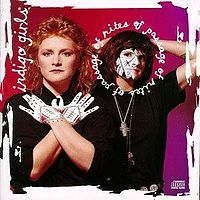 Indigo Girls - Rites Of Passage CD (album) cover