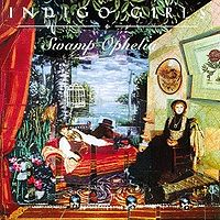 Indigo Girls - Swamp Ophelia CD (album) cover