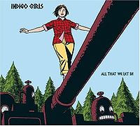 Indigo Girls - All That We Let In CD (album) cover