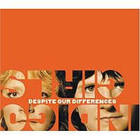Indigo Girls - Despite Our Differences CD (album) cover