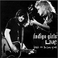 Indigo Girls - Back On The Bus, Y'all CD (album) cover