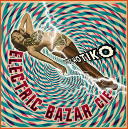 Electric Bazar Cie - Psychotico CD (album) cover
