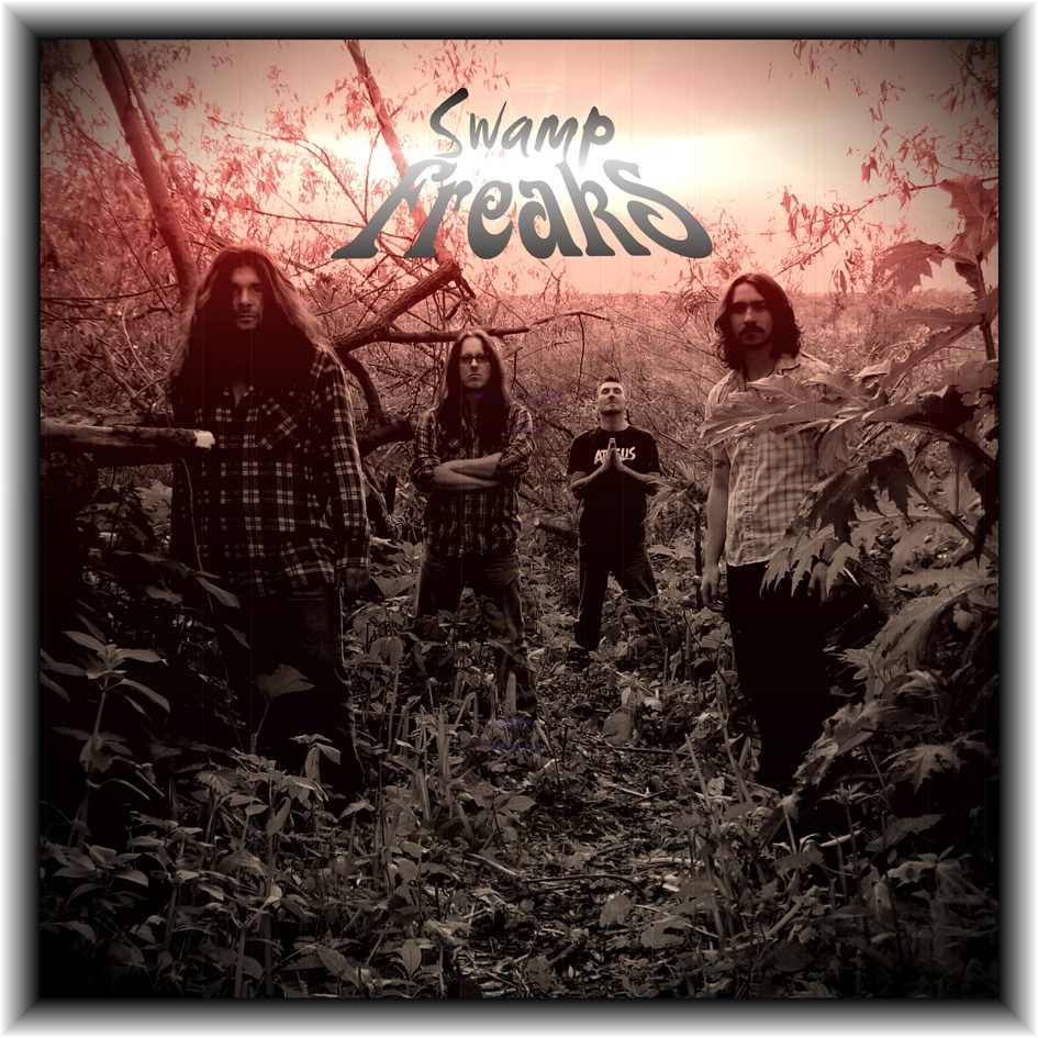 Swamp Freaks - Swamp Freaks CD (album) cover