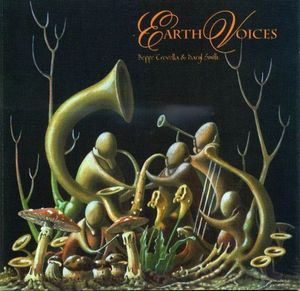Beppe Crovella - Earth Voices (with Daryl Smith) CD (album) cover