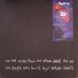 Beppe Crovella - The Best Mixes From The Album Debut For All The People Who Don't Buy White Labels CD (album) cover