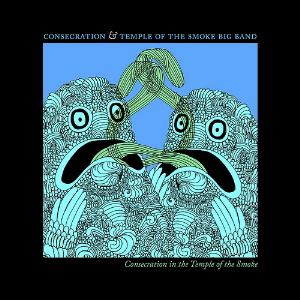 Beppe Crovella - Consecration In The Temple Of The Smoke CD (album) cover